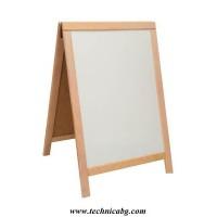 Табло за меню 60х85см двустранно бяло