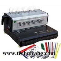 Електрическа  подвързваща машина с пластмасови спирали SG 3088B - до 500 листа