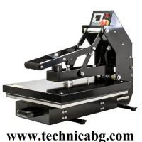 Преса с подвижен плот и автоматично отделяне  40х50см. - HP 3804D
