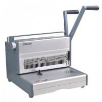 SUPU CW300 - Подвързваща машина с метални гребени - перфорира до 30 листа