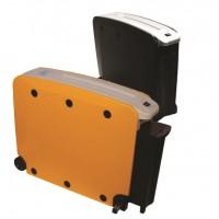 Шредер за хартия и карти DSB SCU5